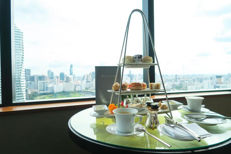 InterContinental Hotel Review: Bangkok's Best Club Lounge Asia Bangkok Blog Hotels Thailand
