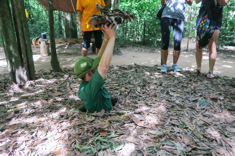 Les Rives Cu Chi Tunnels Tour Review (Ho Chi Minh, Vietnam) Asia Blog Ho Chi Minh Tours Vietnam