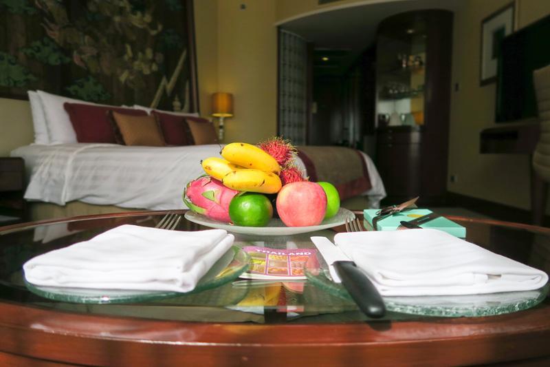 Shangri-La Hotel Review (Bangkok, Thailand) Asia Bangkok Blog Hotels Thailand