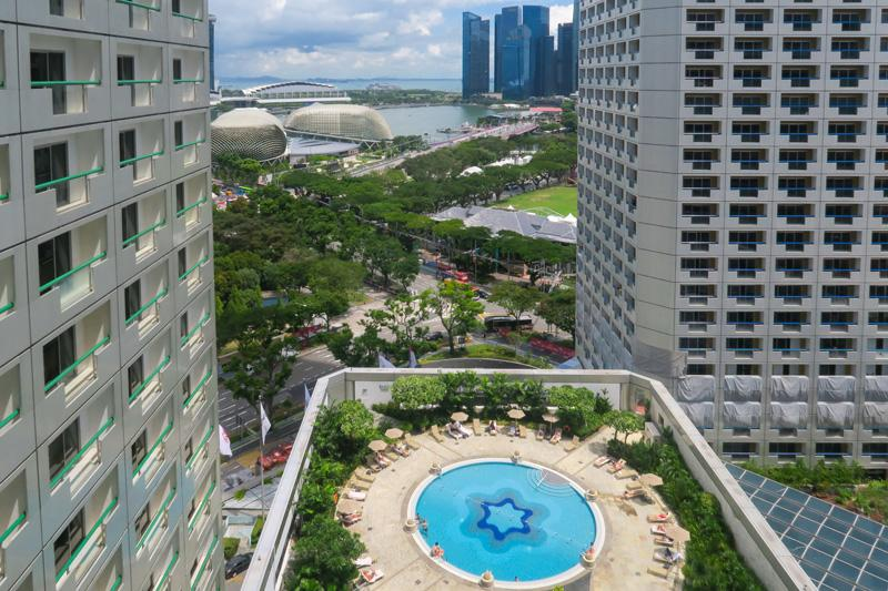 Fairmont Singapore Hotel Review Asia Blog Hotels Singapore