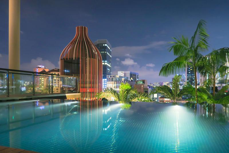 Parkroyal On Pickering Hotel Review Singapore S Hotel In