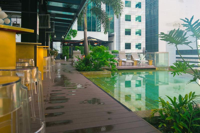So Sofitel Hotel Review Singapore Asia Blog Hotels Singapore