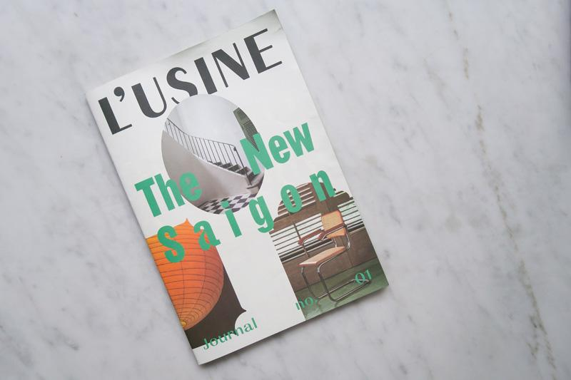 L'Usine Restaurant Review (Ho Chi Minh, Vietnam) Asia Blog Food Ho Chi Minh Vietnam
