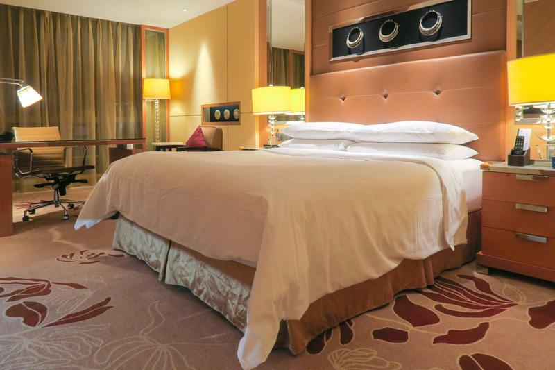 Marriott Tianhe Hotel Review (Guangzhou, China) Asia Blog China Guangzhou Hotels