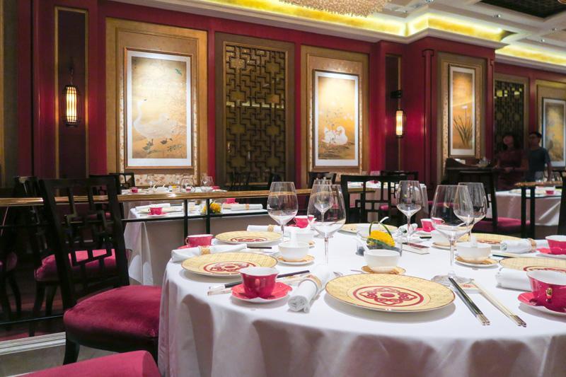 2 Michelin Star Shang Palace Restaurant Review Hong Kong Asia Blog Food Hong Kong