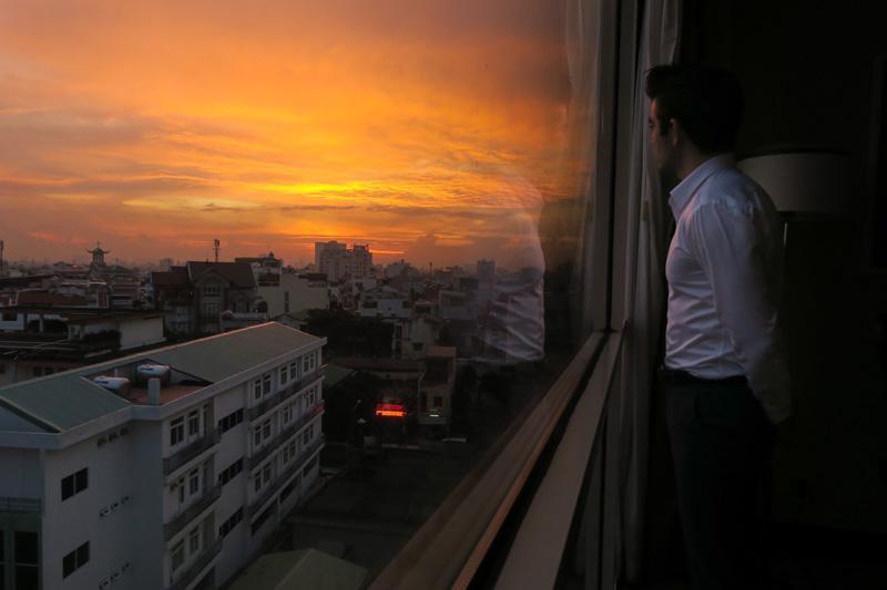 Eastin Grand Saigon Hotel Review Ho Chi Minh Vietnam Pierreblake