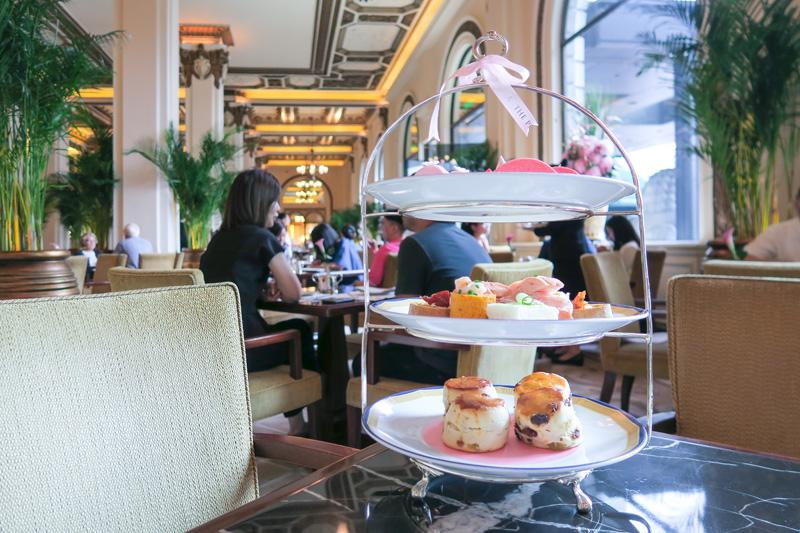 Peninsula Hong Kong: World Famous Afternoon Tea Review Asia Blog Food Hong Kong