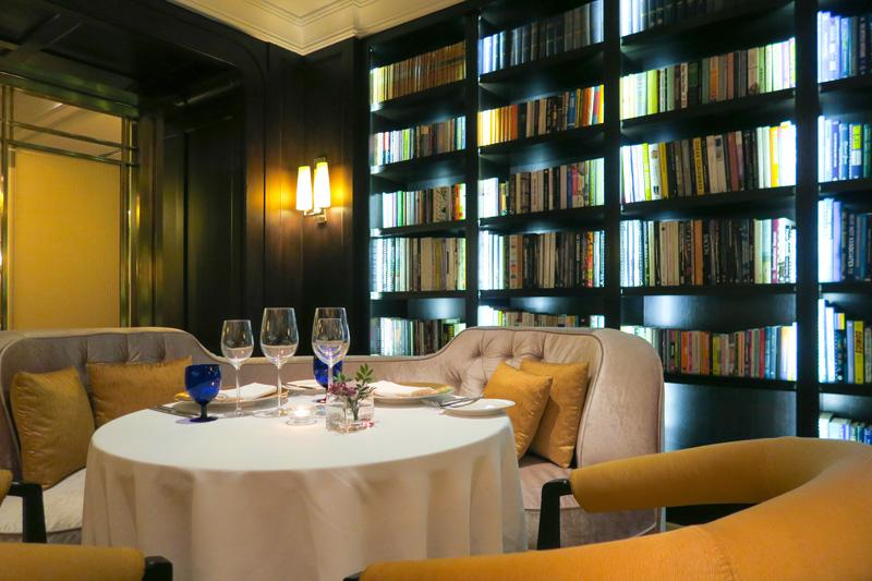 The Library Restaurant Review: Fine Dining in Kuala Lumpur Asia Blog Food Kuala Lumpur Malaysia