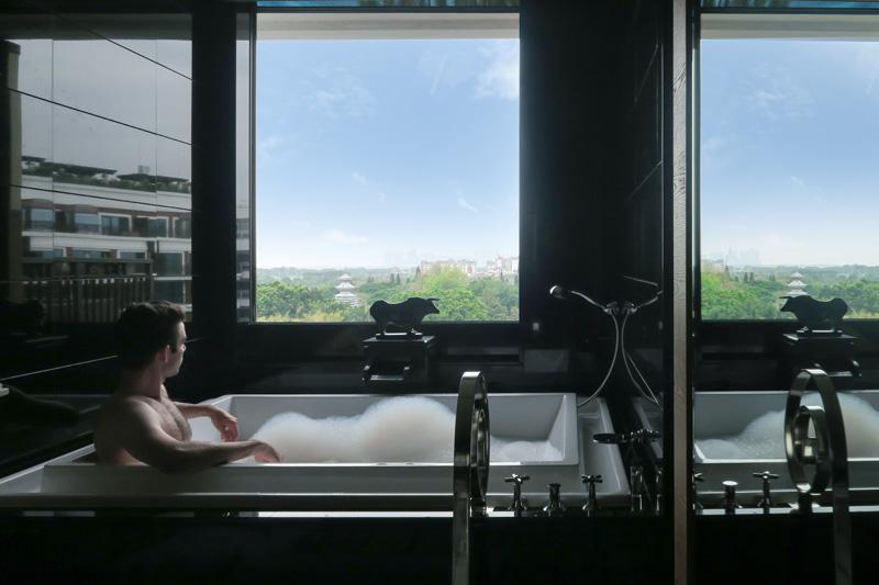 Intercontinental Hotel Review: Shenzhen's Historic Luxury Hotel Asia Blog China Hotels Shenzhen