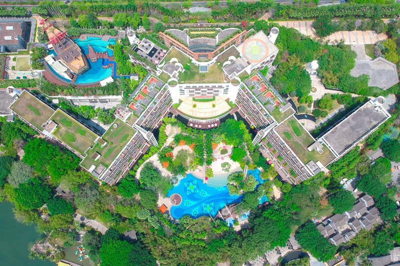 Intercontinental Hotel Review: Shenzhen's Historic Luxury Hotel Asia Blog China Hotels Shenzhen