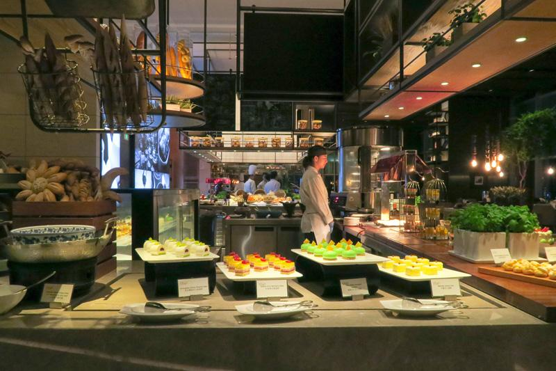 Nanshan Kitchen Buffet Review: 43rd Floor Dinner with a View Asia Blog China Food Shenzhen