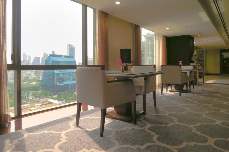 Banyan Tree Hotel Bangkok: Serenity Club Suite Review Asia Bangkok Blog Hotels Thailand