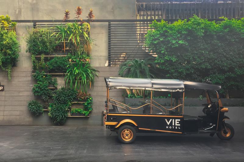 VIE Mgallery Hotel Review: Boutique Luxury in Bangkok, Thailand Asia Bangkok Blog Hotels Thailand