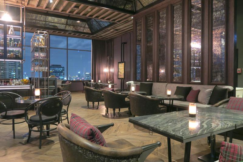 ABar & ABar Rooftop Review: Bangkok's Perfect Rooftop Skybar Asia Bangkok Bars Blog Food Thailand