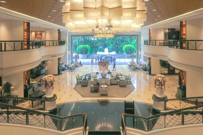 The Athenee Hotel Review: Bangkok Luxury Collection Asia Bangkok Blog Hotels Thailand