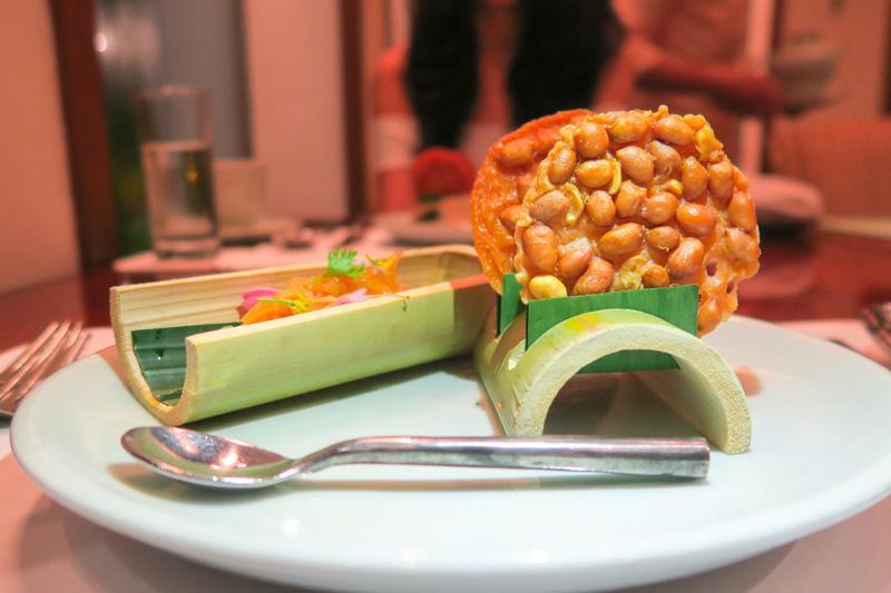 Celadon Restaurant Review: 12 Course Thai Tasting Menu Asia Bangkok Blog Food Thailand