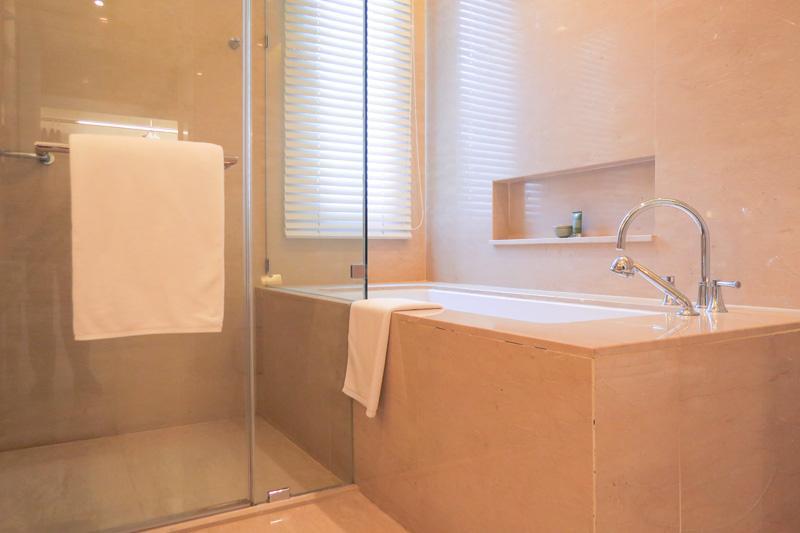 Oriental Residence Review: Chic Bangkok Luxury Hotel Asia Bangkok Blog Hotels Thailand