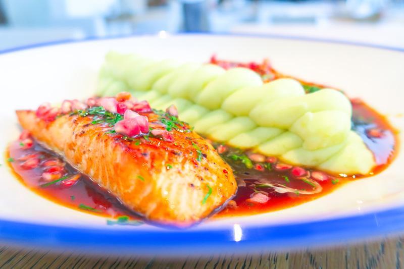 3in1 Restaurant Review: Exciting New Menu in Dubai Asia Blog Dubai Food United Arab Emirates