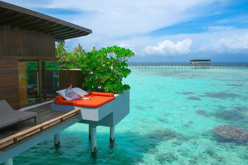 Park Hyatt Maldives Hadahaa: Water Villa Review Asia Blog Hotels Maldives