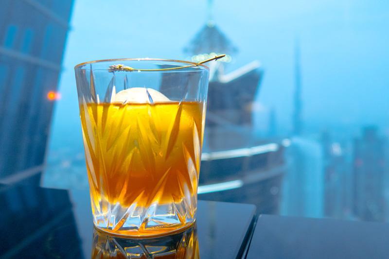 Vault Skybar Review: A Top View of Dubai Asia Bars Blog Dubai Food United Arab Emirates