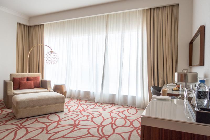 Marriott Downtown Hotel Review: Abu Dhabi City Convenience Abu Dhabi Asia Blog Hotels United Arab Emirates