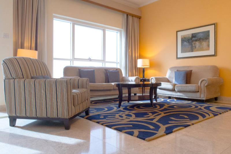 Marriott Harbour Hotel Review: Stay at the Dubai Marina Asia Blog Dubai Hotels United Arab Emirates