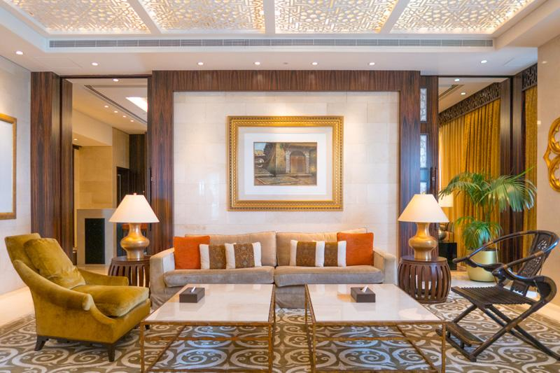 Raffles Dubai Review: Dubai's Supreme Luxury Hotel Asia Blog Dubai Hotels United Arab Emirates