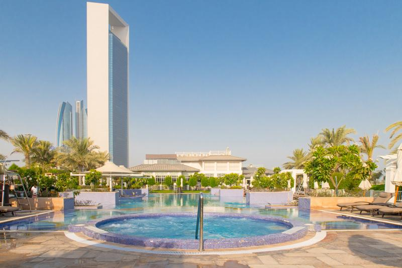 The St. Regis Hotel Review: Super Luxury in Abu Dhabi Abu Dhabi Asia Blog Hotels United Arab Emirates