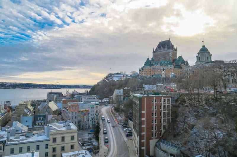 Hotel 71 Review: A Beautiful Boutique Hotel in Québec City Blog Canada Hotels North America Quebec