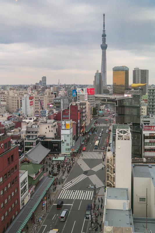 THE GATE HOTEL Kaminarimon Review: Asakusa at Your Doorstep Asia Blog Hotels Japan Tokyo