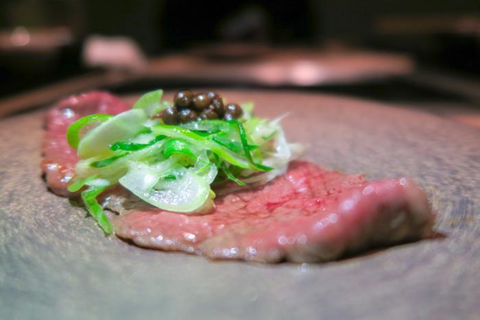 Best Yakiniku in Tokyo: Yakiniku Samurai Restaurant Review Asia Blog Food Japan Tokyo