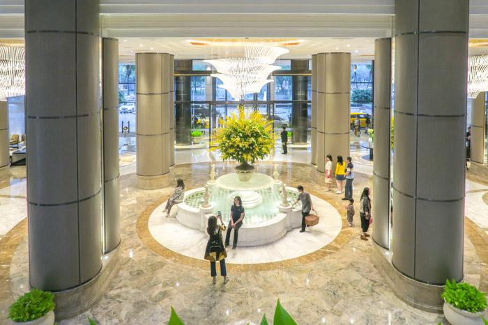 Grand Hyatt Taipei Hotel Review: The City's Finest Asia Blog Hotels Taipei Taiwan