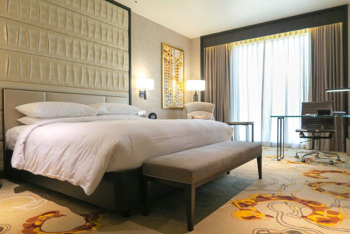 Sheraton Manila Hotel Review: Convenient Luxury Asia Blog Hotels Manila Philippines