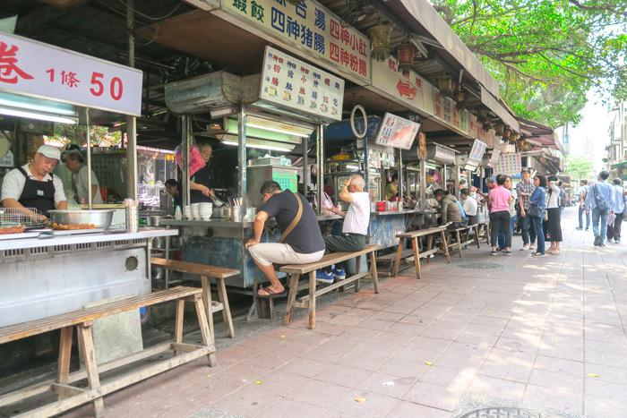 Best Food Tour in Taipei: Taipei Eats Review Asia Blog Food Taipei Taiwan Tours