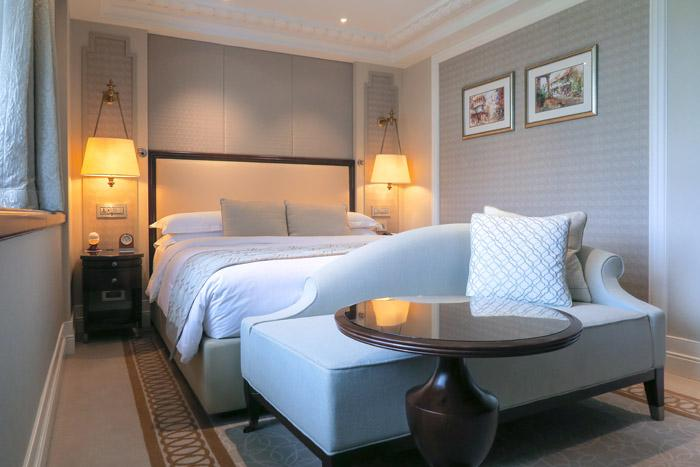 The Fullerton Hotel Review: Singapore's Flawless Luxury Hotel Asia Blog Hotels Singapore