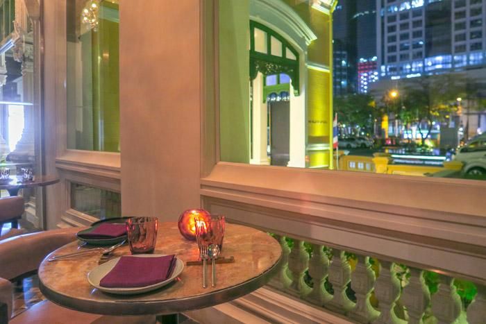 Paii Restaurant Review: Historic Dining at The Sathorn House Asia Bangkok Blog Food Thailand