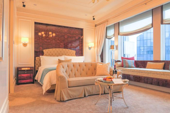 The St. Regis Singapore Hotel Review: Consistent Luxury Asia Blog Hotels Singapore