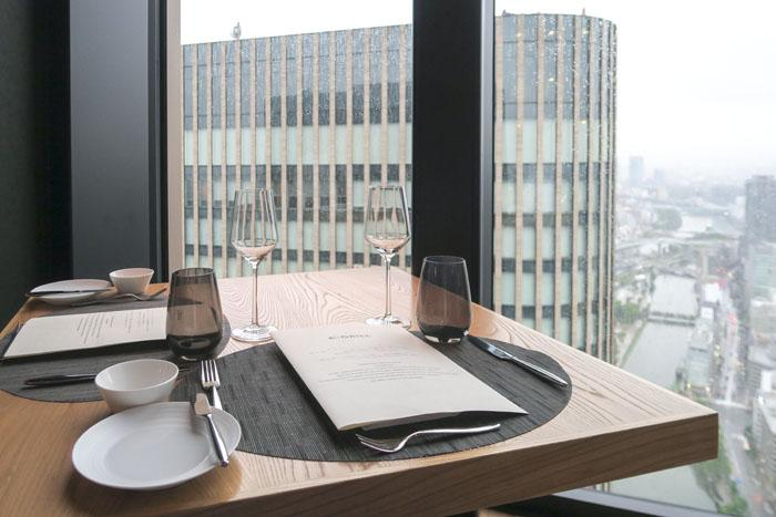 C: Grill Restaurant Review: Fine Dining on Top of Osaka Asia Blog Food Japan Osaka