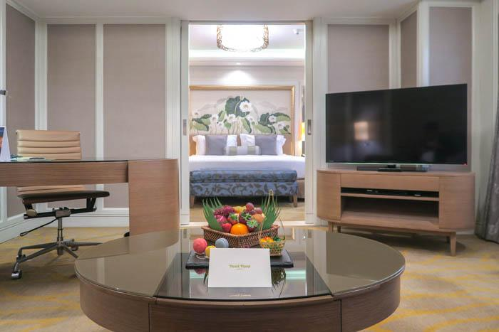 Dusit Thani Hotel Review: A Thai Touch in Manila Asia Blog Hotels Manila Philippines
