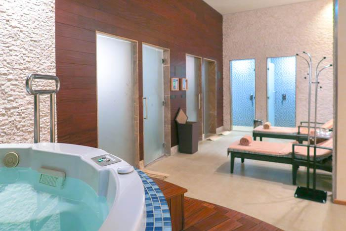 Swissotel Al Ghurair Spa & Sport: Top Massage in Dubai Asia Blog Dubai Spas United Arab Emirates
