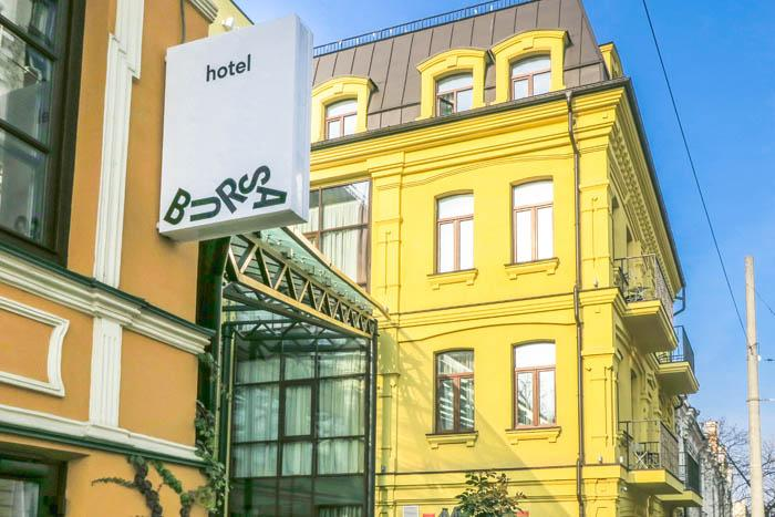 Most Beautiful Boutique Hotel in Kyiv: BURSA Hotel Kyiv Review Blog Europe Hotels Kiev Ukraine
