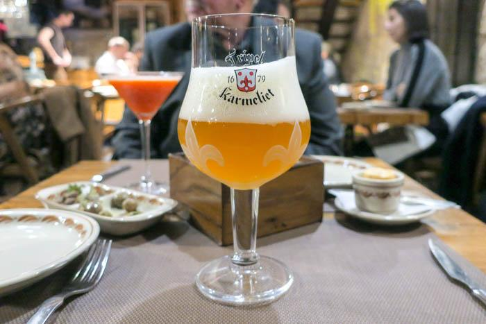 Must Try Portuguese Food in Porto: Cervejaria Brasão Aliados Blog Europe Food Porto Portugal