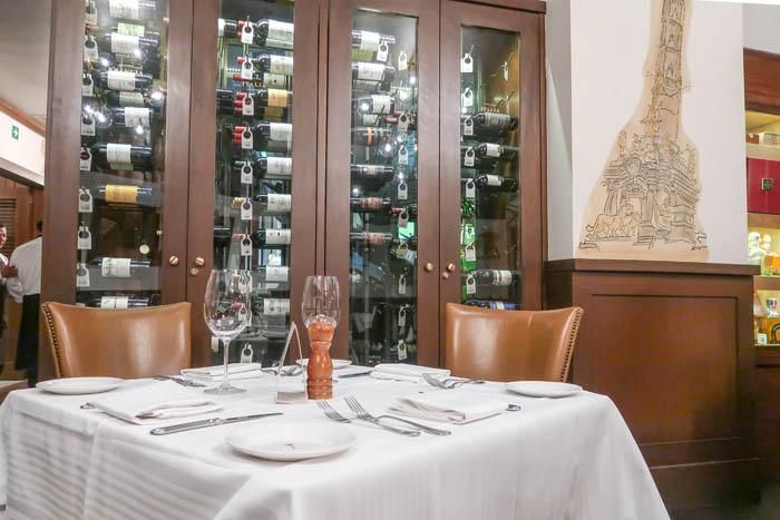 Best Steakhouse in Mexico City: The Palm Blog Central America Food Mexico Mexico City