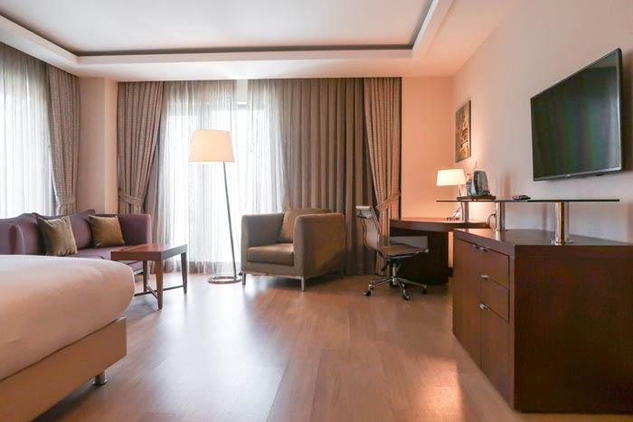 DoubleTree by Hilton Istanbul Topkapi Hotel Review Asia Blog Hotels Istanbul Turkey