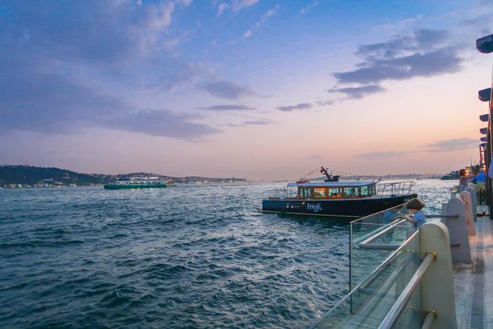 Chic Dining Along the Bosphorus: Feriye Restaurant Review Asia Blog Food Istanbul Turkey