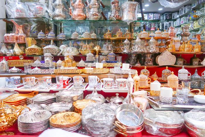 Taste of Two Continents Food Tour: Istanbul on Food Review Blog Food Istanbul Tours Turkey