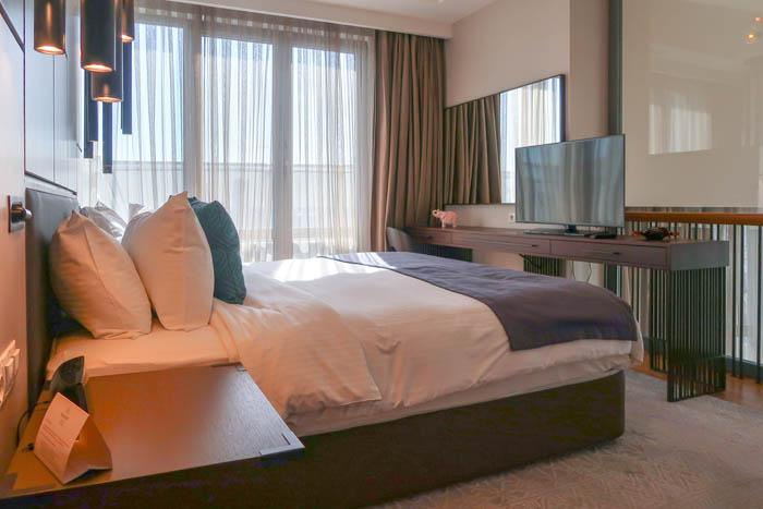 Extended Luxury Stay in Istanbul: Somerset Maslak Review Asia Blog Hotels Istanbul Turkey
