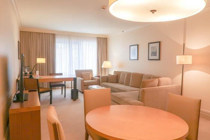 Grand Hyatt Hotel Review: Convenient Luxury in Istanbul Asia Blog Hotels Istanbul Turkey