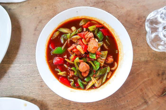 Uyghur Food in Istanbul: Tanrıdağ Restaurant Review Asia Blog Food Istanbul Turkey